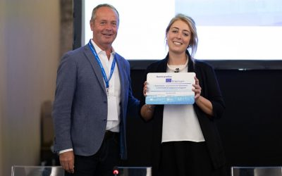 Euroform RFS receives the Best practice Award for Erasmus+ projects in the field of School and Adult Education