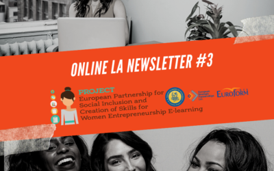 The third newsletter of the Erasmus+ KA2 project Women-entrepreneurship.eu is online